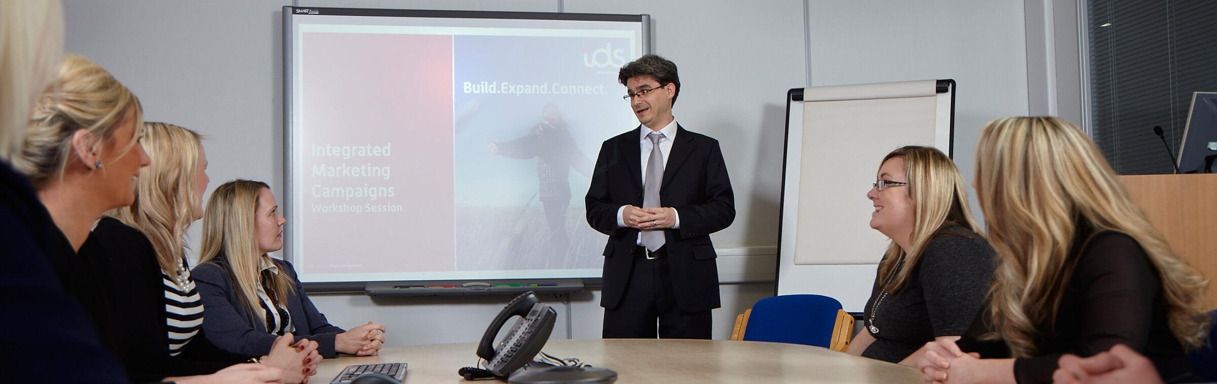 An IDS presentation