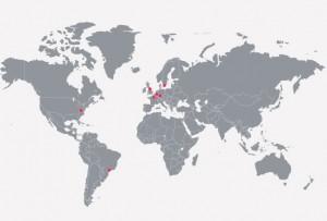 IDS site locations