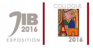 A promo image for the JIB 2016 Exposition in Paris, France